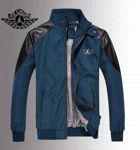 blouson cuir jordan homme veste jordan bleu marine acheter veste femme pas cher. Black Bedroom Furniture Sets. Home Design Ideas