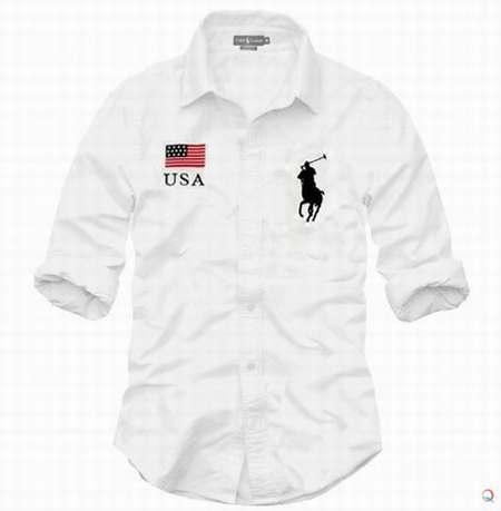 chemise homme de grande marque chemise homme blanche ralph. Black Bedroom Furniture Sets. Home Design Ideas