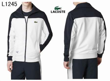 achat survetement lacoste de marque survetement lacoste homme noir et blanc jogging lacoste en 2 ans. Black Bedroom Furniture Sets. Home Design Ideas